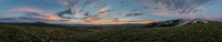 Dunraven Sunrise Panorama